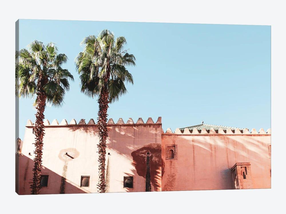 Morocco - Earth Tone Building by Alexandre Venancio 1-piece Canvas Artwork