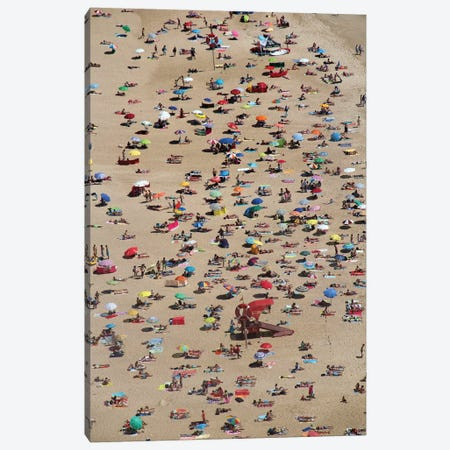 Nazare  Canvas Print #VNC63} by Alexandre Venancio Canvas Print