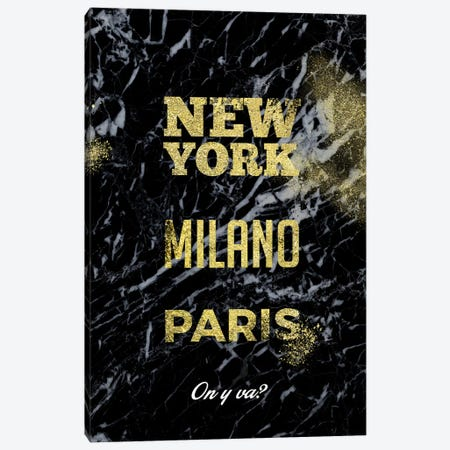 On Y Va Canvas Print #VNC64} by Alexandre Venancio Canvas Wall Art