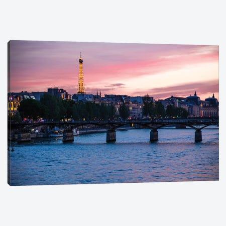 Paris Mon Amour Canvas Print #VNC65} by Alexandre Venancio Canvas Art