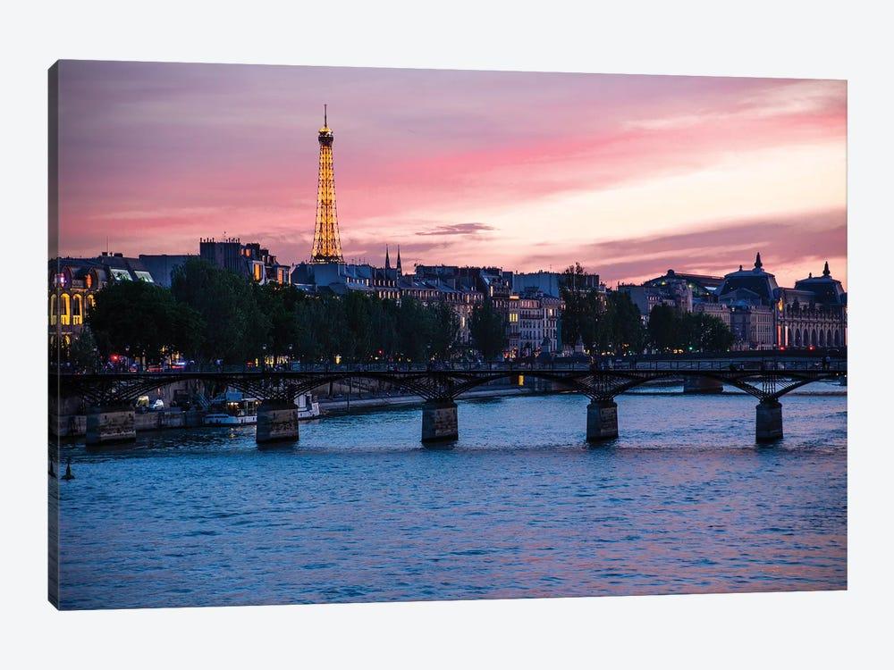 Paris Mon Amour by Alexandre Venancio 1-piece Canvas Art Print