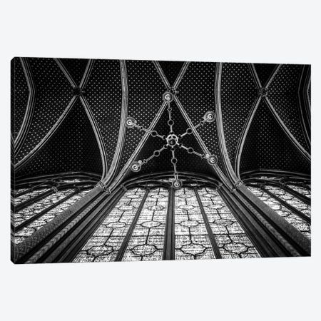 The Gothic Cathedral I Canvas Print #VNC77} by Alexandre Venancio Art Print
