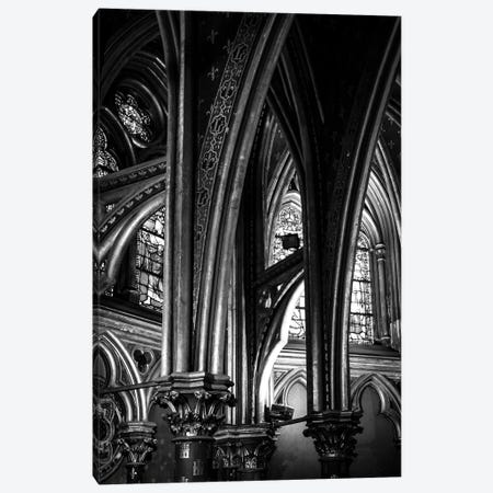 The Gothic Cathedral VII 3-Piece Canvas #VNC83} by Alexandre Venancio Canvas Print