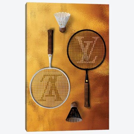 LV Racquete Canvas Print #VNC8} by Alexandre Venancio Canvas Print