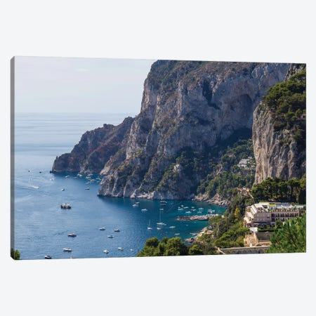 Harbour View Canvas Print #VNC90} by Alexandre Venancio Canvas Art