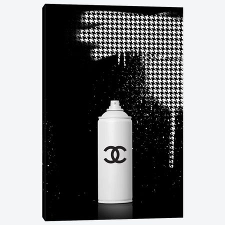 Spray Chanel Canvas Print #VNC9} by Alexandre Venancio Art Print