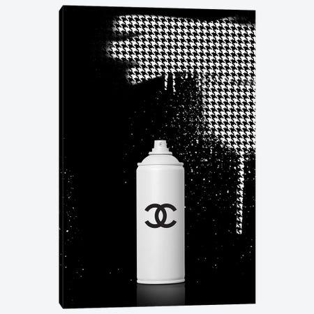 Spray Chanel Canvas Print #VNC9} by Alexandre Venancio Art Print