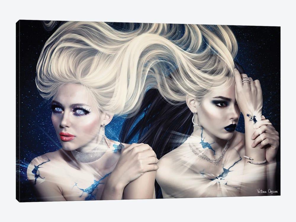Revelation by Victoria Obscure 1-piece Canvas Art Print