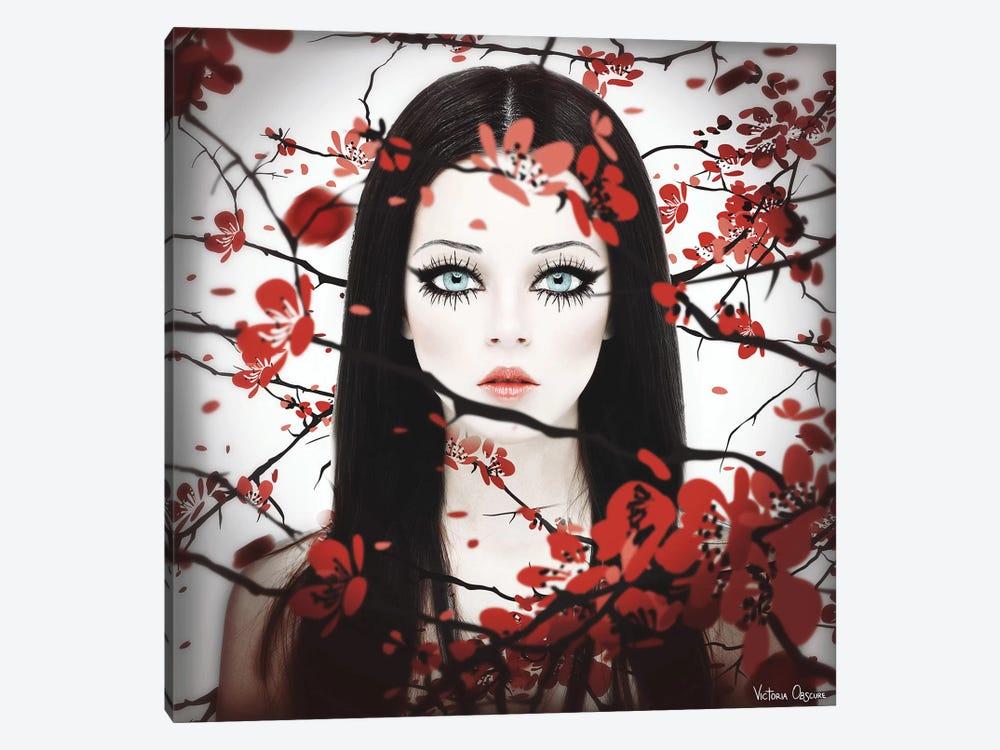 Sakura by Victoria Obscure 1-piece Canvas Art