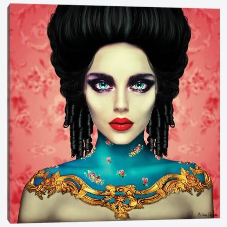 Adornment Canvas Print #VOB57} by Victoria Obscure Canvas Print