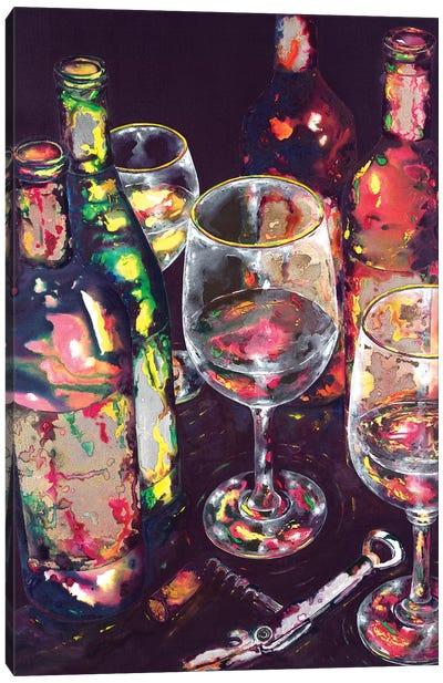 Open Invitation Canvas Art Print