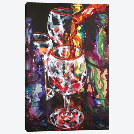 Pure Joy Canvas Print #VPE29} by Vaso Peritos Canvas Print