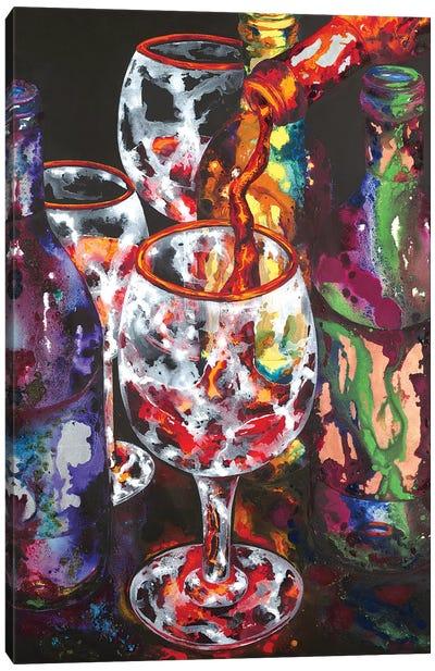 Pure Joy Canvas Art Print