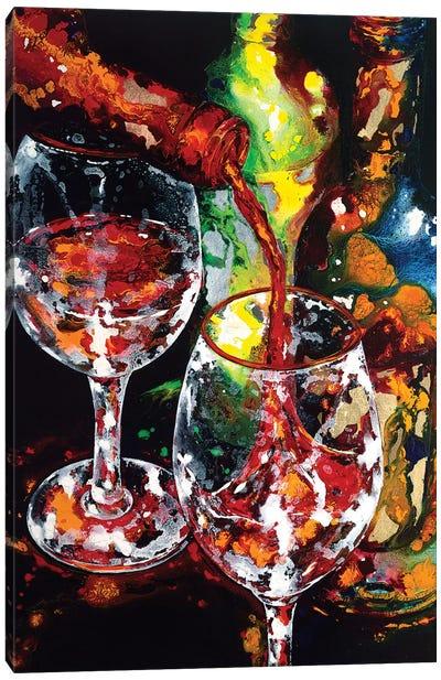 Signature Club Canvas Art Print