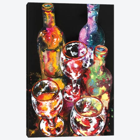 Three Reasons Why Canvas Print #VPE39} by Vaso Peritos Canvas Wall Art