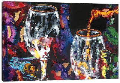 Winemaker's Choice Canvas Art Print