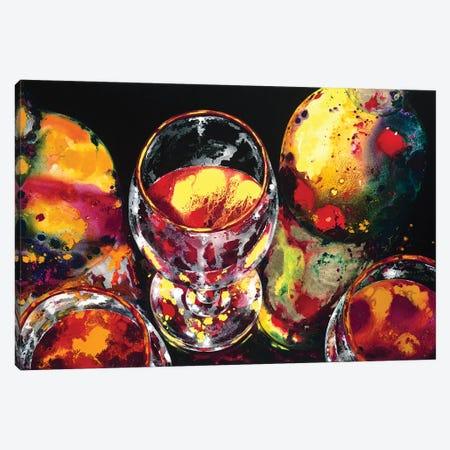 Bold Aromas Canvas Print #VPE7} by Vaso Peritos Canvas Wall Art