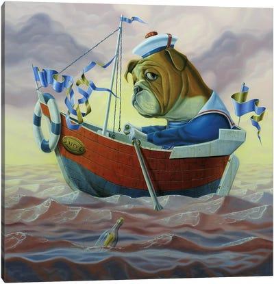 Maritime Solidarity Canvas Art Print