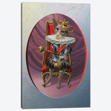 Royal Throne Canvas Print #VQU35} by Valéry Vecu Quitard Canvas Art