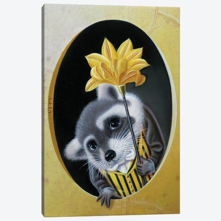 Butler Canvas Print #VQU9} by Valéry Vecu Quitard Canvas Print