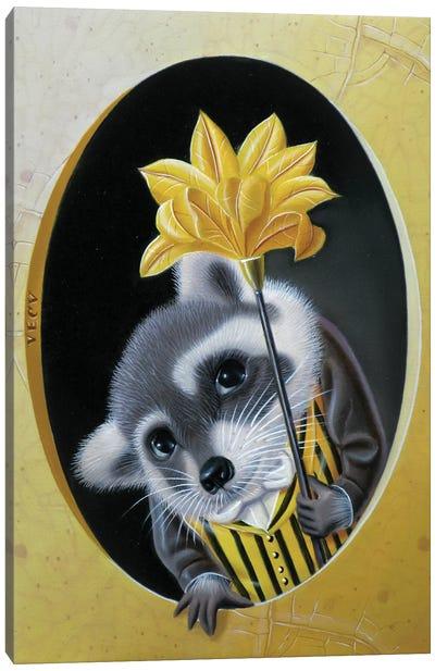 Butler Canvas Art Print