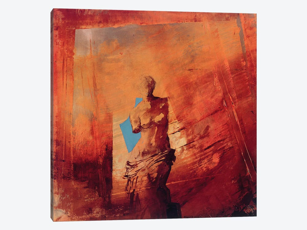 Venus van Milo by Heleen Vriesendorp 1-piece Canvas Artwork