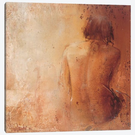 Nude I Canvas Print #VRI8} by Heleen Vriesendorp Art Print