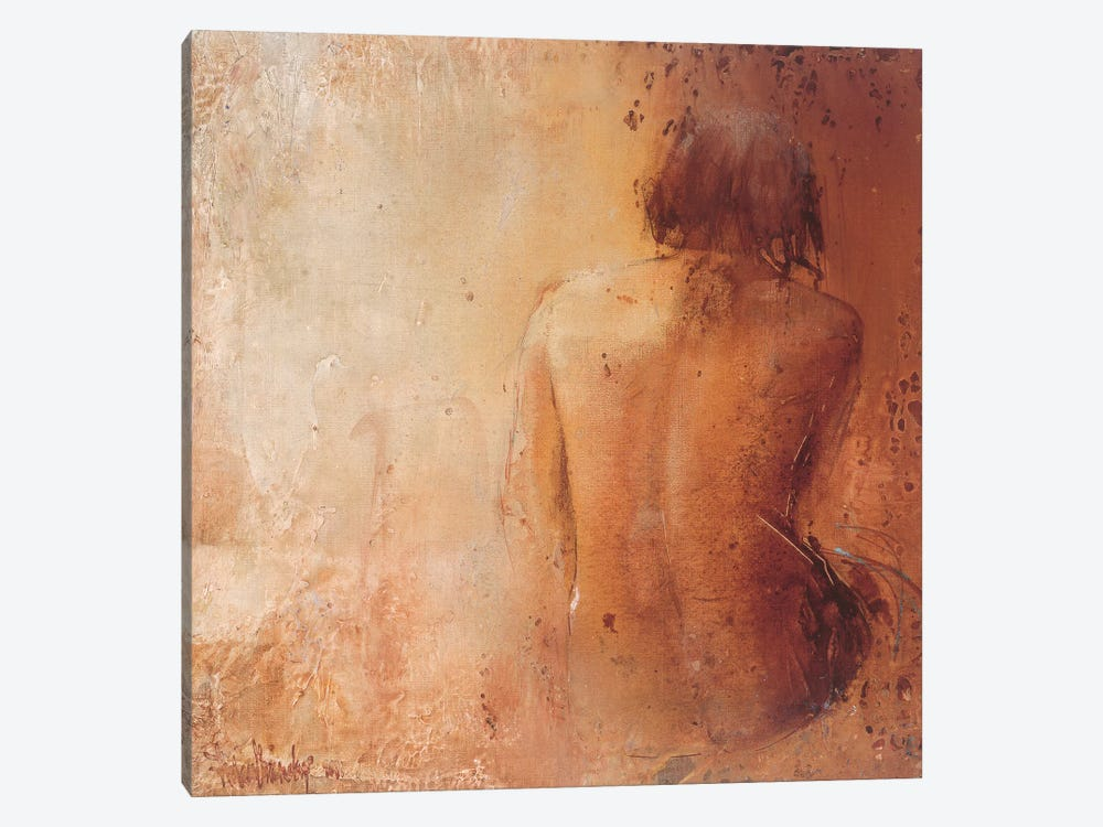 Nude I by Heleen Vriesendorp 1-piece Canvas Art