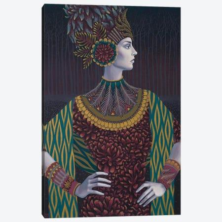 Devana Canvas Print #VRK18} by Vasilisa Romanenko Canvas Art Print