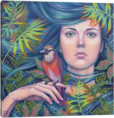 Alight Canvas Art Print
