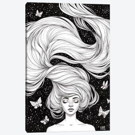 Floating Canvas Print #VRK21} by Vasilisa Romanenko Canvas Art