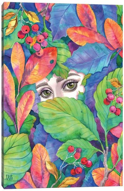 Hidden Canvas Art Print