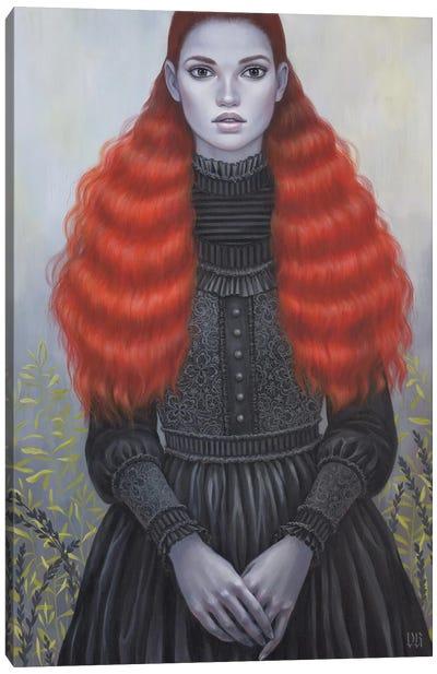 Oracle Canvas Art Print