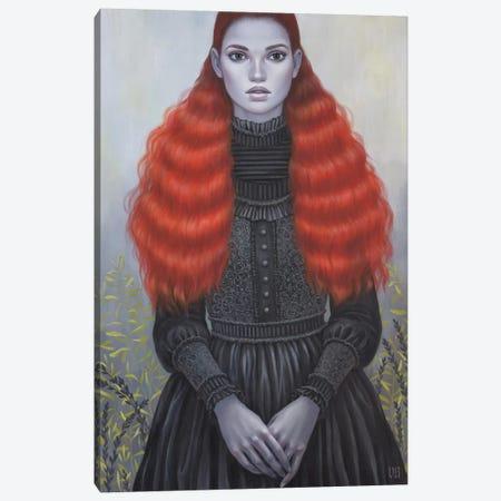 Oracle Canvas Print #VRK30} by Vasilisa Romanenko Canvas Art Print
