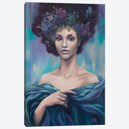 Repose Canvas Print #VRK31} by Vasilisa Romanenko Canvas Print