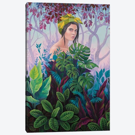 Seclusion Canvas Print #VRK35} by Vasilisa Romanenko Canvas Art