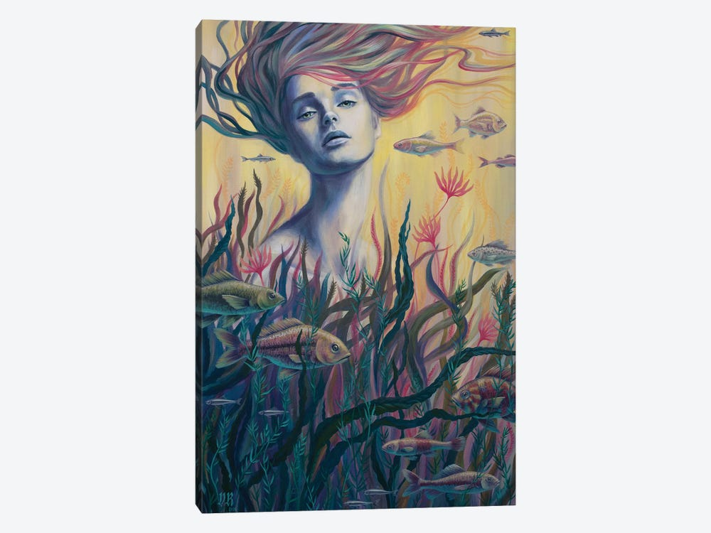 Submerged by Vasilisa Romanenko 1-piece Canvas Print