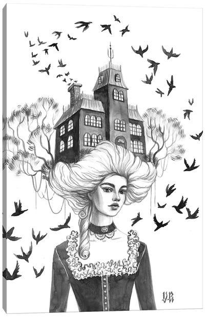Swifts Canvas Art Print