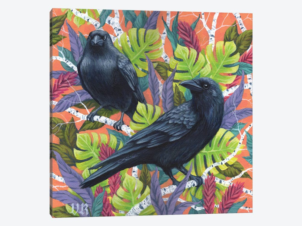 The Watchers by Vasilisa Romanenko 1-piece Canvas Print