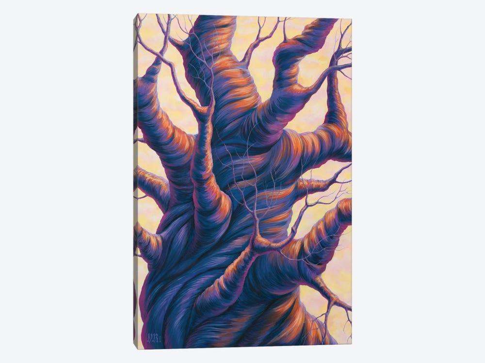Twisted by Vasilisa Romanenko 1-piece Canvas Art