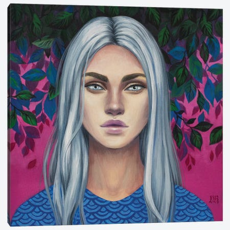 Void Canvas Print #VRK43} by Vasilisa Romanenko Canvas Artwork