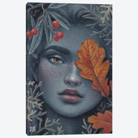 Woodland Hideaway Canvas Print #VRK48} by Vasilisa Romanenko Canvas Wall Art
