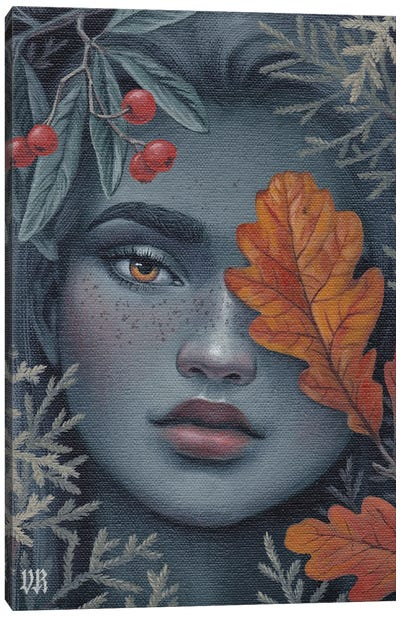Woodland Hideaway Canvas Art Print