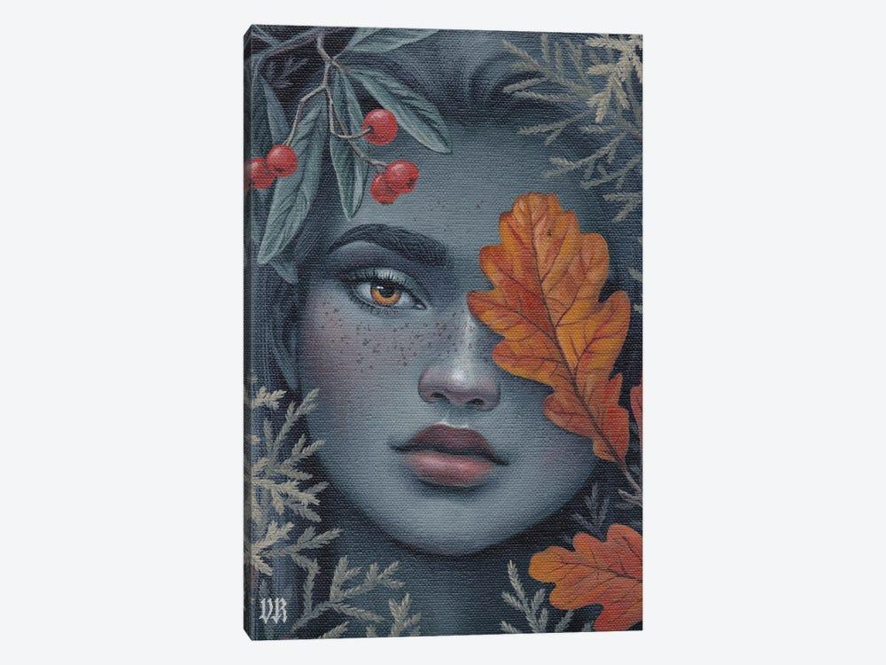 Woodland Hideaway by Vasilisa Romanenko 1-piece Canvas Artwork