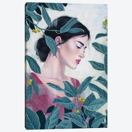 Springtime Revelations Canvas Print #VRK49} by Vasilisa Romanenko Canvas Artwork