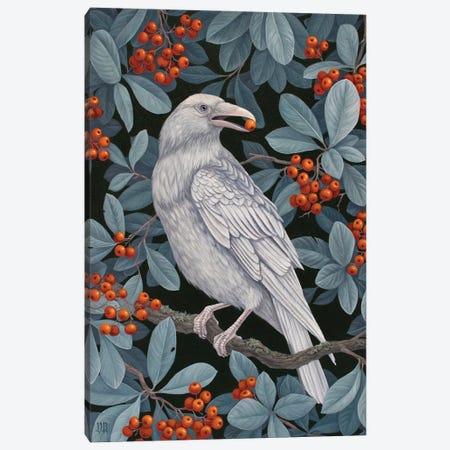 Berry Picking Canvas Print #VRK53} by Vasilisa Romanenko Canvas Art Print
