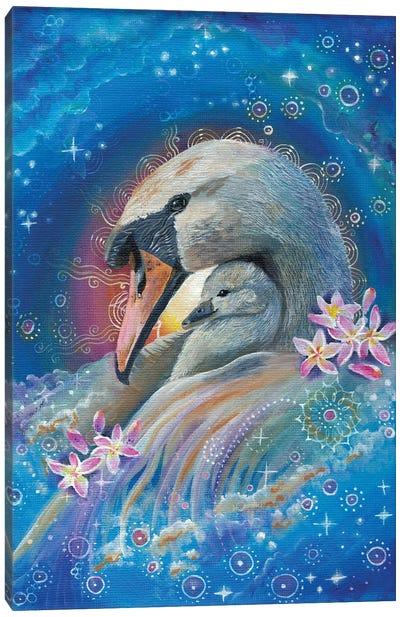 Divine Presence Canvas Art Print
