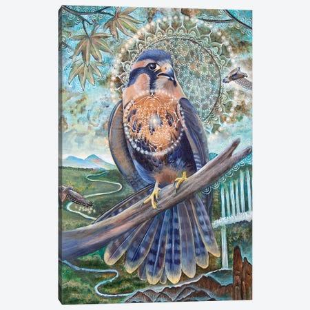Free Spirit Canvas Print #VRW18} by Verena Wild Canvas Print