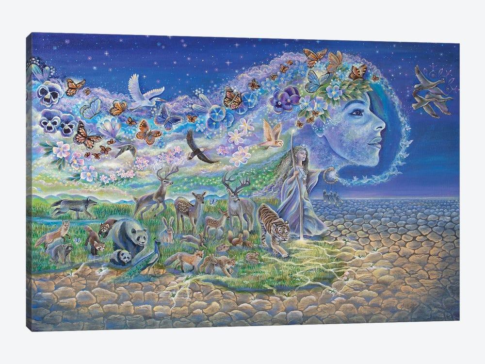 Trail Of Restoration by Verena Wild 1-piece Art Print