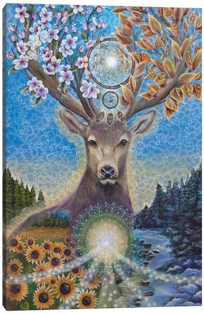 Transitions Canvas Art Print